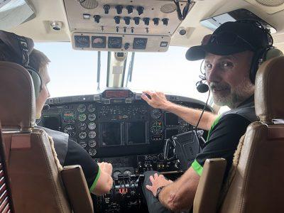 President Air Charter Pilots